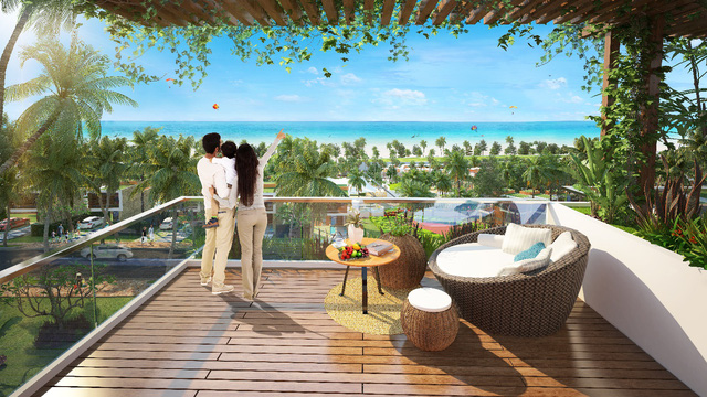 Sunny Villa dự án phù hợp môi trường giao thông tốt