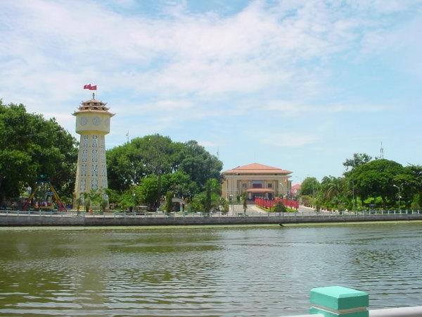 Dân số và diện tích Thành Phố Phan Thiết