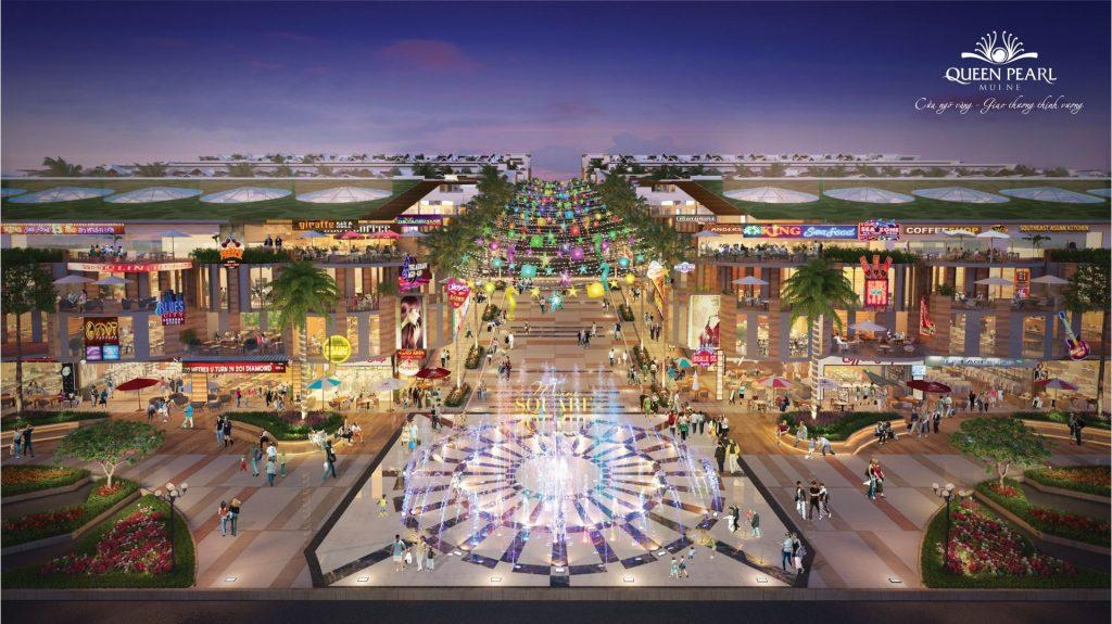 DKRA Việt Nam phân phối thành công nhà phố biển Ocean View – Queen Pearl Mũi Né