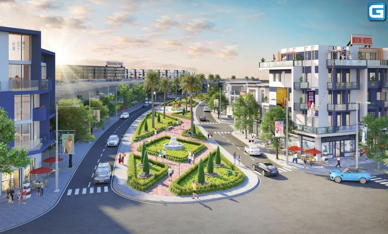 dự án đất nền nhà phố queen pearl mũi né phan thiết