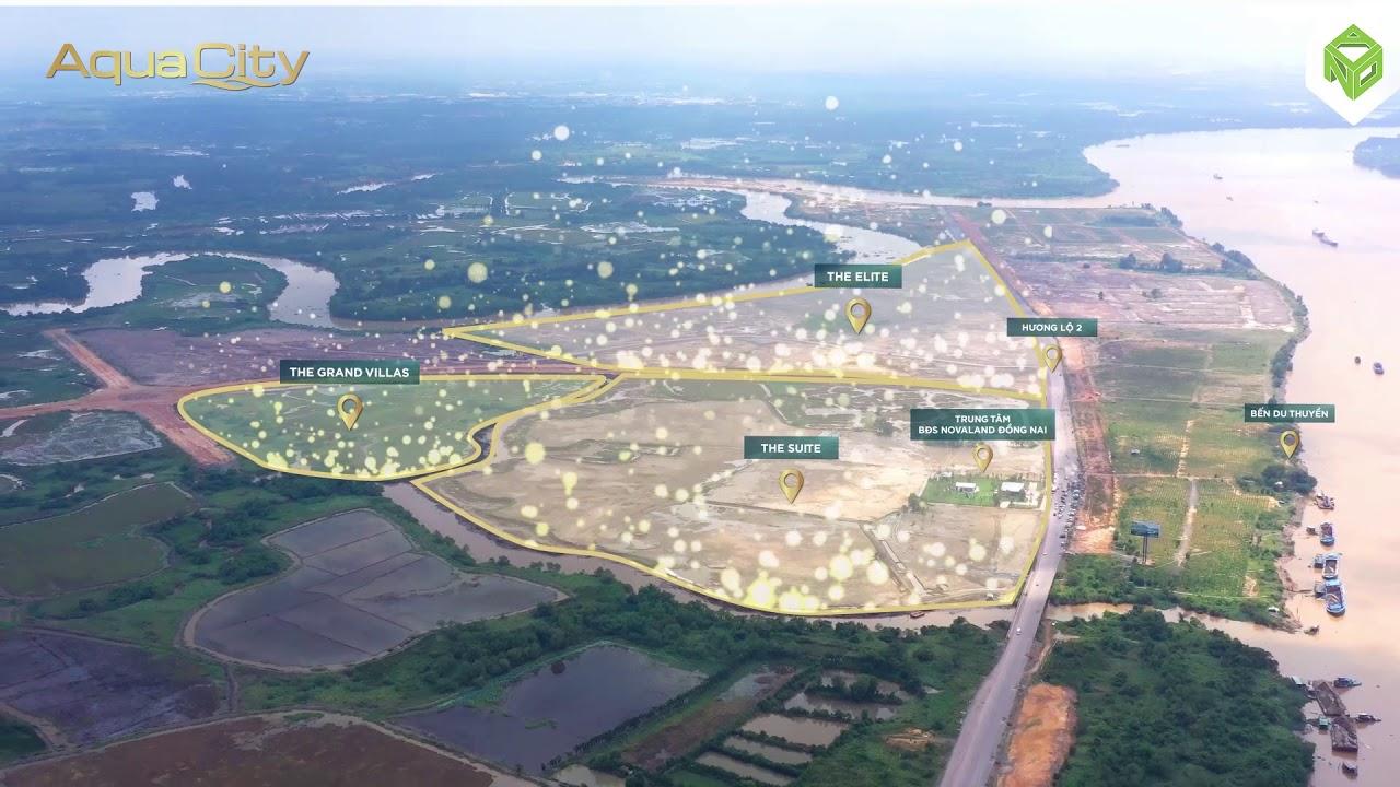 Aqua City khu đô thị sinh thái tiêu biểu tại Đồng Nai
